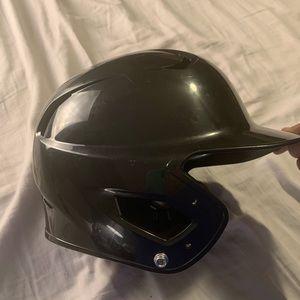 Easton baseball helmet black
